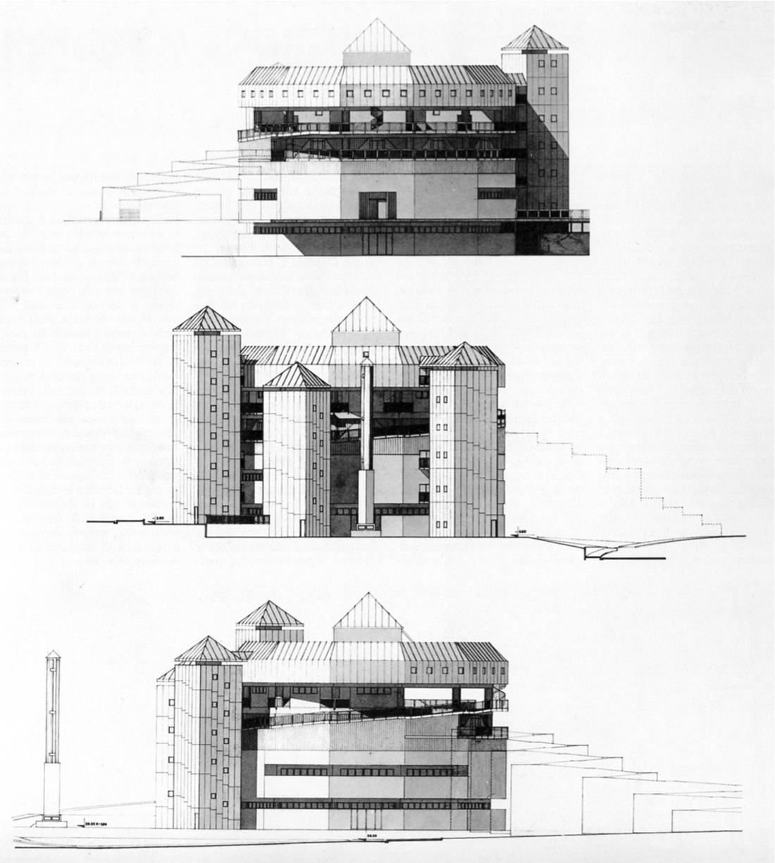 Guido Canella. Architetture 1957-1987